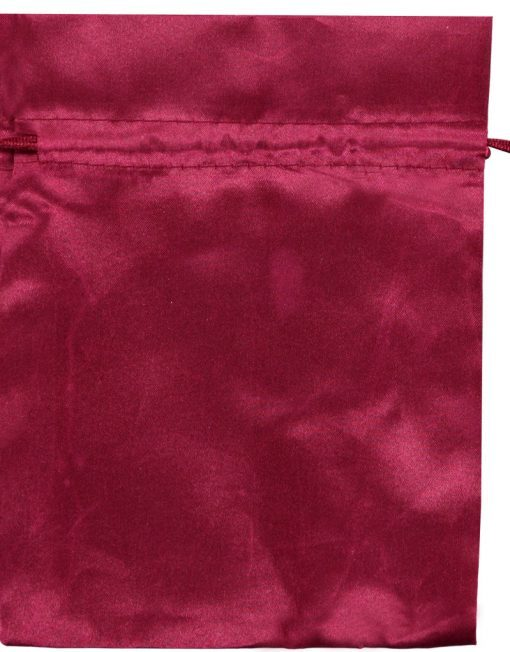 bolsas de cetim 15 x20cm vermehlo (2