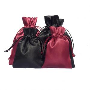 bolsas de cetim