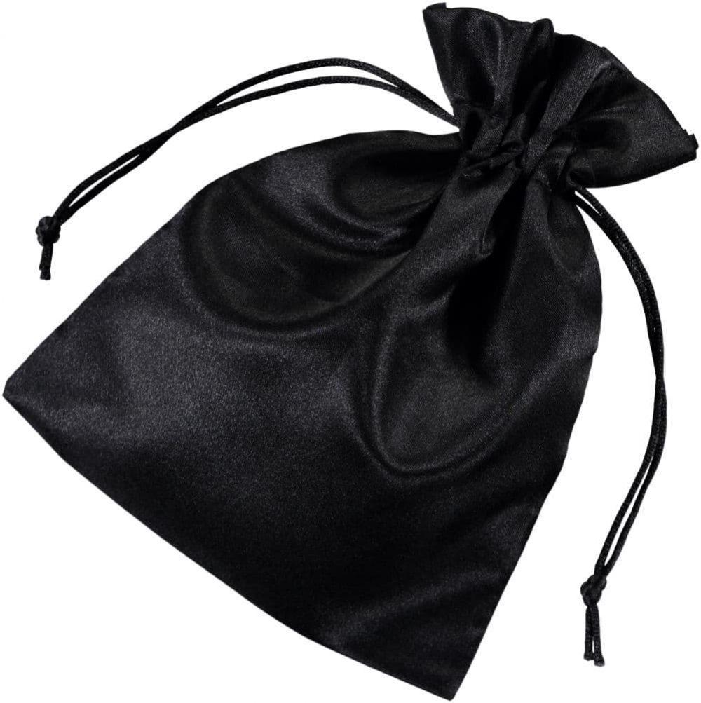 bolsas de cetim preto15x20cm 2.0