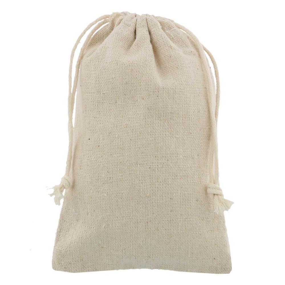 sacos de linho 10x15 cm