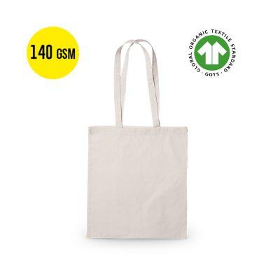 50 peças Saco de Algodão 140 gramas de Qualidade, Tamanho 37x41cm